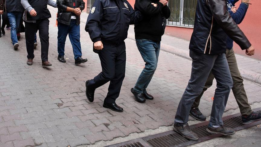 10 ilde FETÖ operasyonu: 31 gözaltı