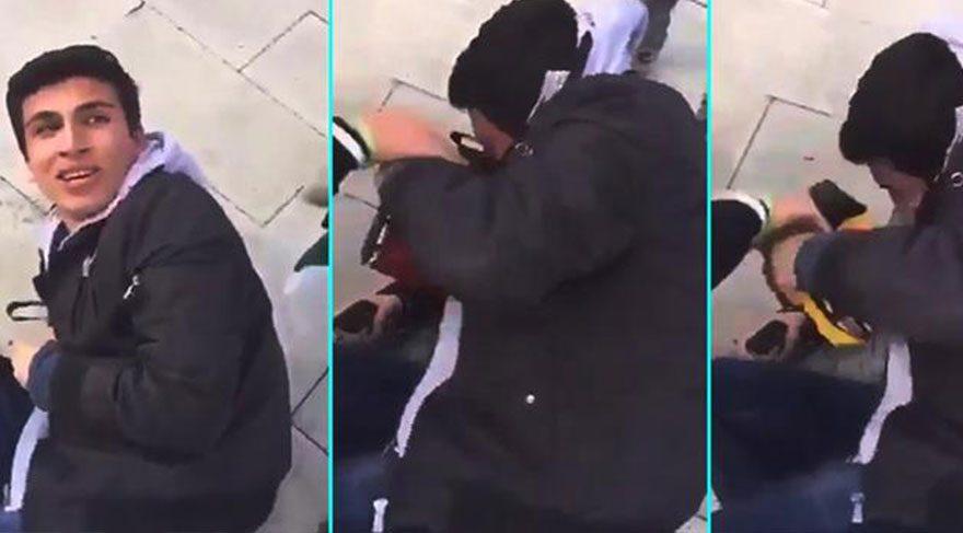 Galatasaraylı öğrenciyi darp eden şahıslar serbest bırakıldı