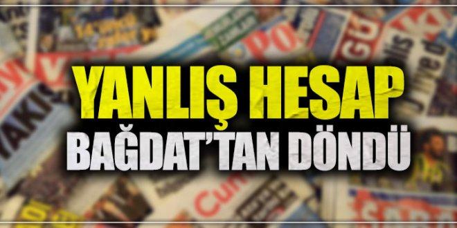 Günün Ulusal Gazete Manşetleri - 18 10 2017
