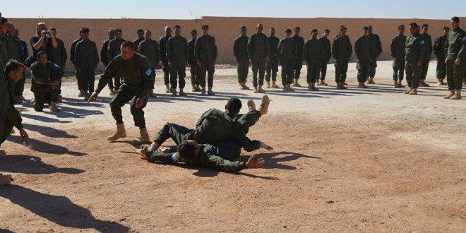ABD'den, YPG'ye hem eğitim hem maaş