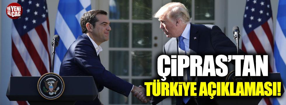 Çipras'tan Türkiye açıklaması