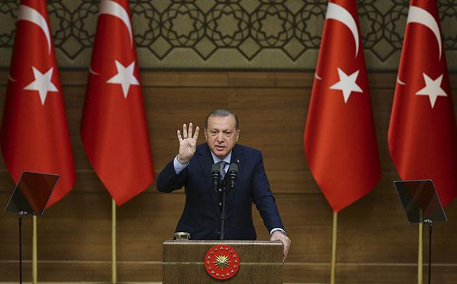 """Cumhurbaşkanı Erdoğan: """"Türkçülük yapmak bölücülüktür!"""""""