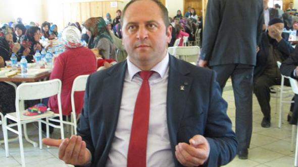 AKP'li Mudurnu Belediye Başkanı'na tacizden gözaltı