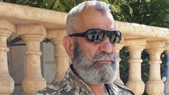 Suriyeli komutanla ilgili flaş iddia
