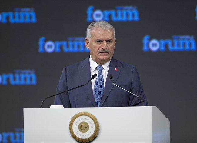 Başbakan Yıldırım'dan sınav sistemi açıklaması