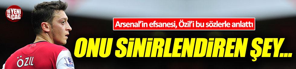 Robert Pires'ten Mesut Özil açıklaması