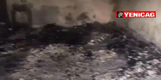 Kerkük'te Türkmen Cephesi bürosu yakıldı