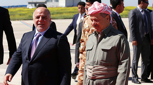 Barzani'den diyalog çağrısı