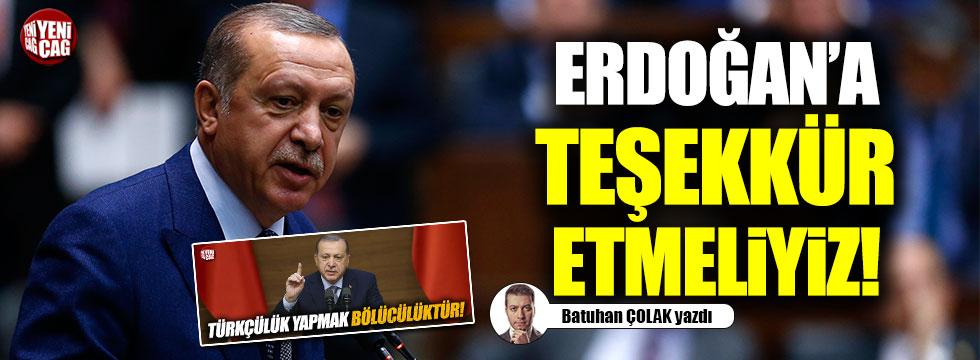 Neden Türkçüyüz!