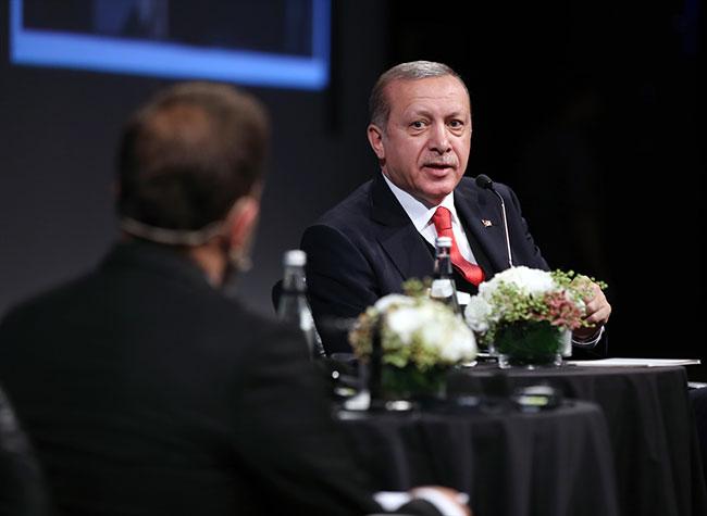 Erdoğan: İdam fermanımı açıkladılar