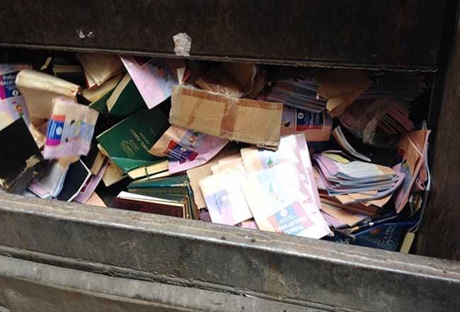 Sakarya'da dini kitapların çöp atılmasıyla ilgili yeni gelişme