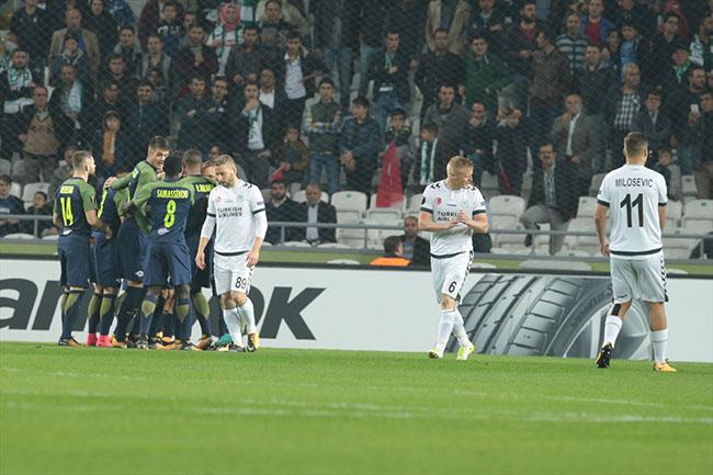 Konyaspor fırsat tepti