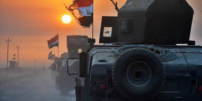 Irak ordusu ve peşmerge arasında çatışma