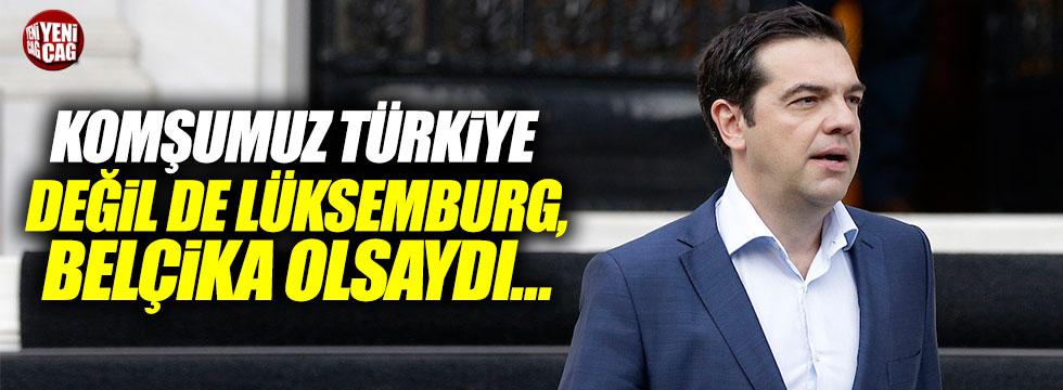 """Çipras: """"Komşumuz Türkiye değil de Lüksemburg,Belçika olsaydı..."""""""