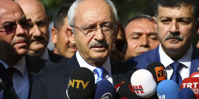 Kılıçdaroğlu'ndan Baykal açıklaması