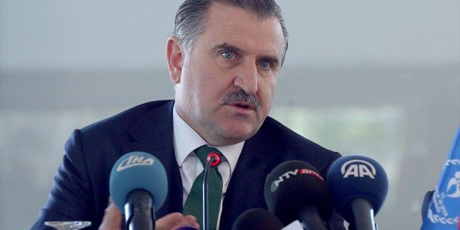 Bahçeli'nin başlattığı 'Galatasaray' tartışmasına Bakan da katıldı