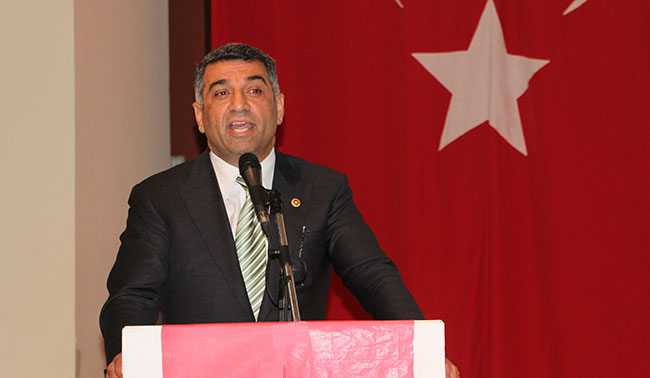 CHP'li Erol: Gökçek'e sahip çıkılmasını doğru bulmuyorum