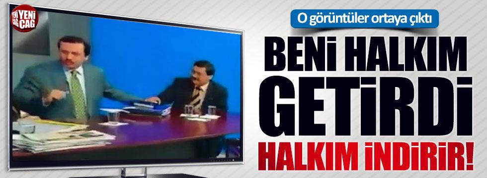 Erdoğan ve Gökçek'in görüntüleri gündeme bomba gibi düştü