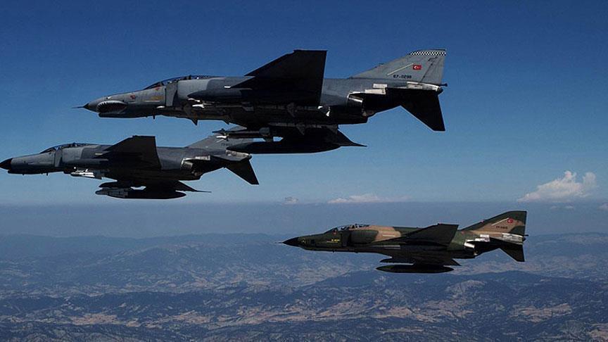Irak'ın kuzeyine dev operasyon