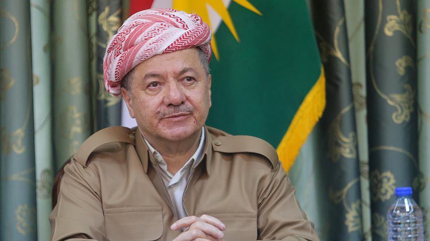 Barzani'den Kürtlere çağrı: Gösteri düzenleyin