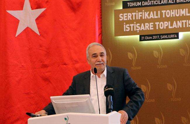 Fakıbaba'dan ilginç 'et' açıklaması