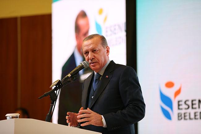 """Erdoğan: """"İstanbul'a ihanet ettik, bunda benim de payım var"""""""