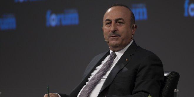 """Çavuşoğlu'ndan ABD'ye: """"Bu sorunu sen başlattın"""""""