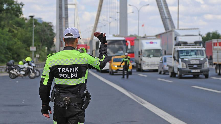 İstanbul'da kapalı olan yollar!