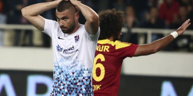 Yeni Malatyaspor 1-0 Trabzonspor / Maç Özeti
