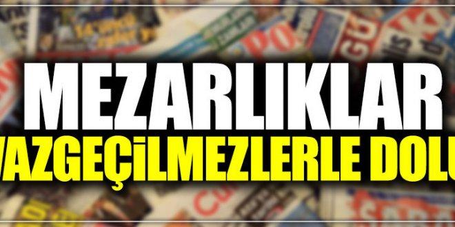 Günün Ulusal Gazete Manşetleri - 22 10 2017