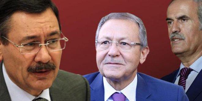 AKP'de istifa depremi için 'Abi'ler devrede