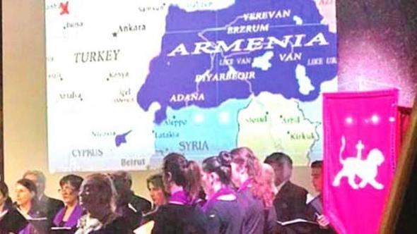 Almanya'dan skandal Türkiye haritası