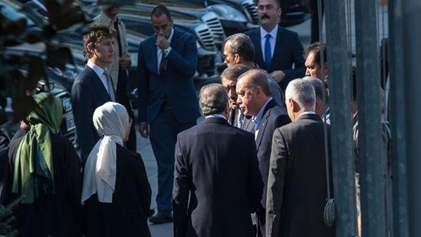 İstanbul'da kritik zirve