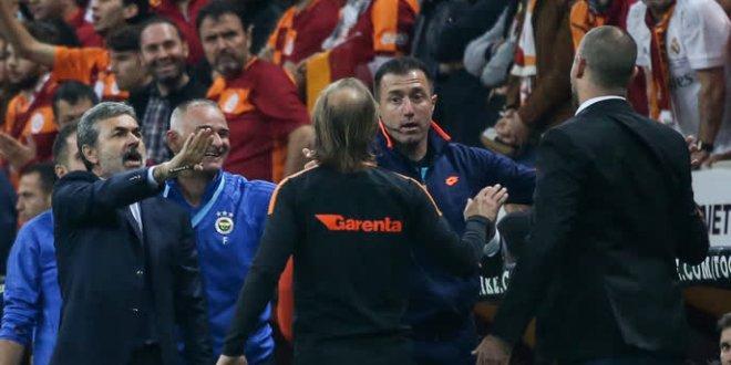 Galatasaray-Fenerbahçe (Maç Özeti)