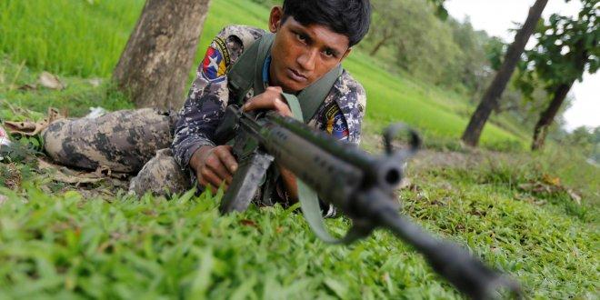 İsrail'den Müslümanları katleden Myanmar'a silah