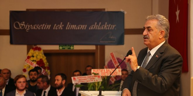 AKP'li Yazıcı, 'bundan sonra başka istifalar gelecek mi' sorusuna yanıt verdi