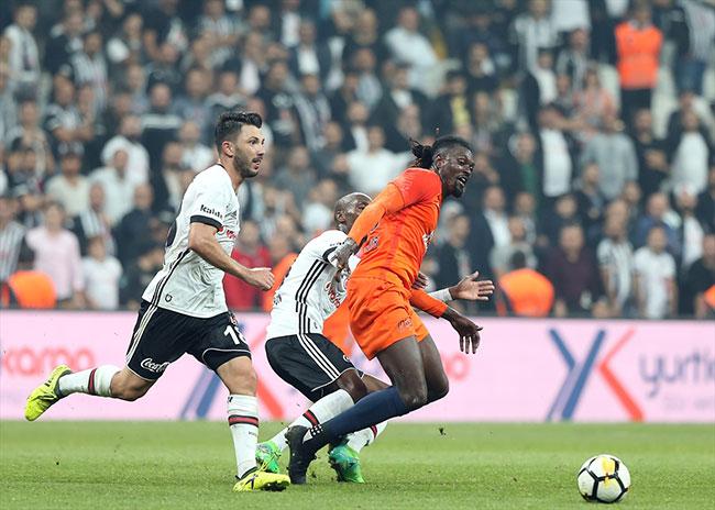 Beşiktaş ve Başakşehir yenişemedi
