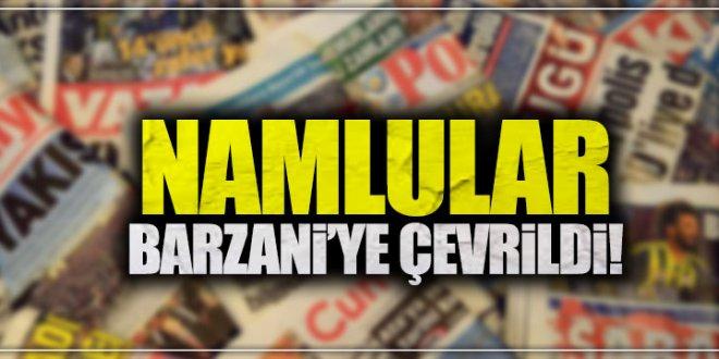 Günün Ulusal Gazete Manşetleri - 24 10 2017