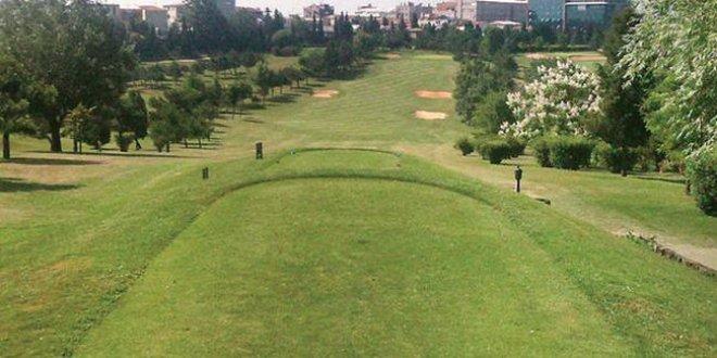92 yıllık golf arazisine lojman inşaatı yapıldı
