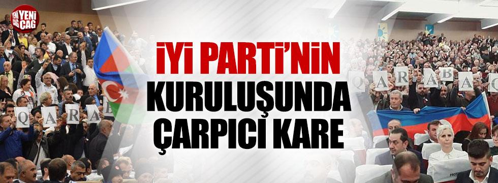İyi Parti kuruluşunda Karabağ koreografisi
