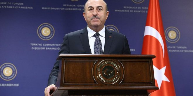 Dışişleri Bakanı Çavuşoğlu'ndan referandum açıklaması