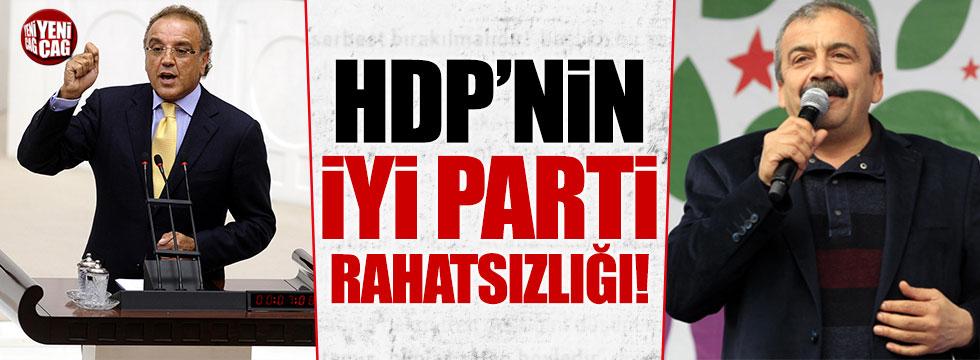 HDP'liler İYİ Parti'yi hedef aldı!