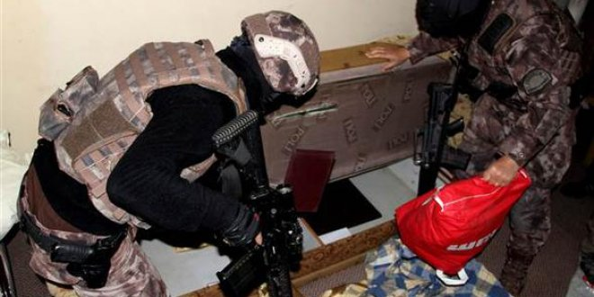8 ilde IŞİD operasyonu