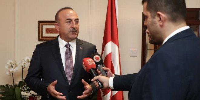 Dışişleri Bakanı Çavuşoğlu'ndan Barzani açıklaması