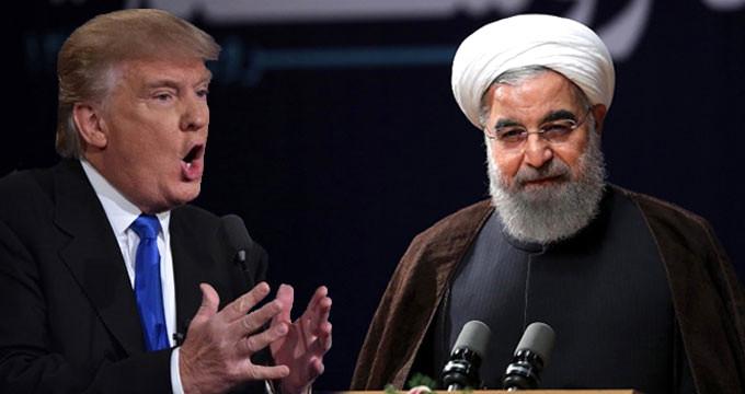 Ruhani Trump'ın görüşme talebini reddetti