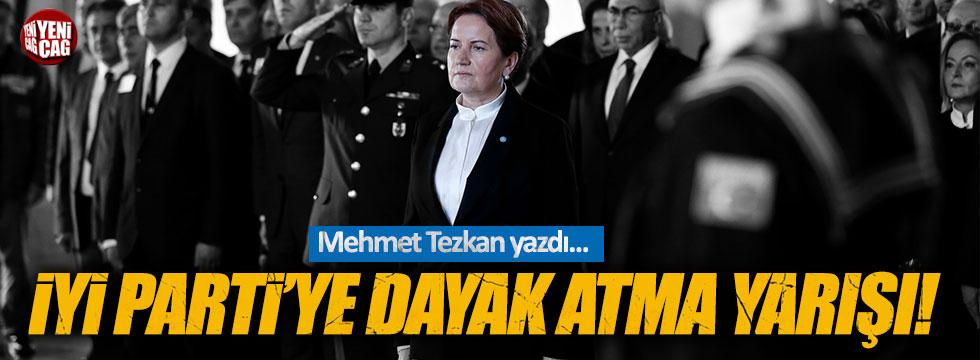 """Mehmet Tezkan: """"İyi Parti'yi karalama, kötüleme yarışı desem;tam yerine oturuyor.."""""""