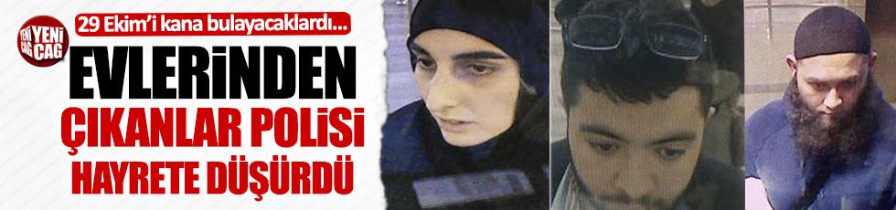Yakalanan IŞİD bombacılarının evinden cephanelik çıktı