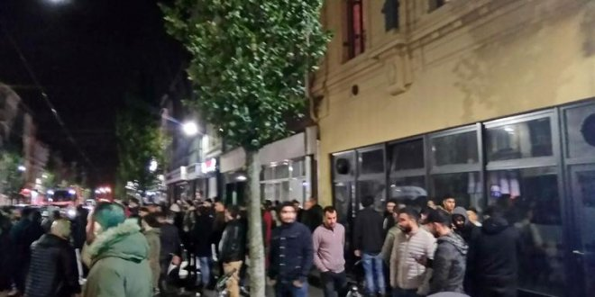 Belçika'da PKK'lılar Türklere saldırdı