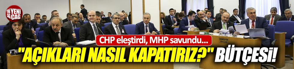 CHP'nin eleştirdiği AKP'yi MHP savundu