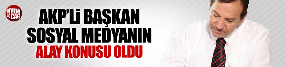 AKP'li Esenyurt Belediye Başkanı kendini överken yakalandı